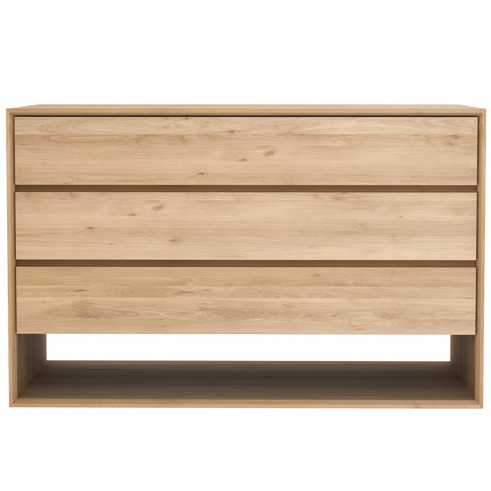 Ethnicraft NV - Nordic Chest of Drawers - Lekker Home