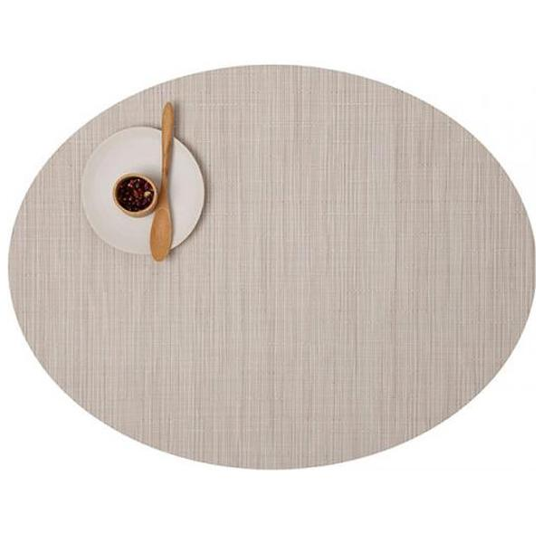 Bamboo Placemat Oval