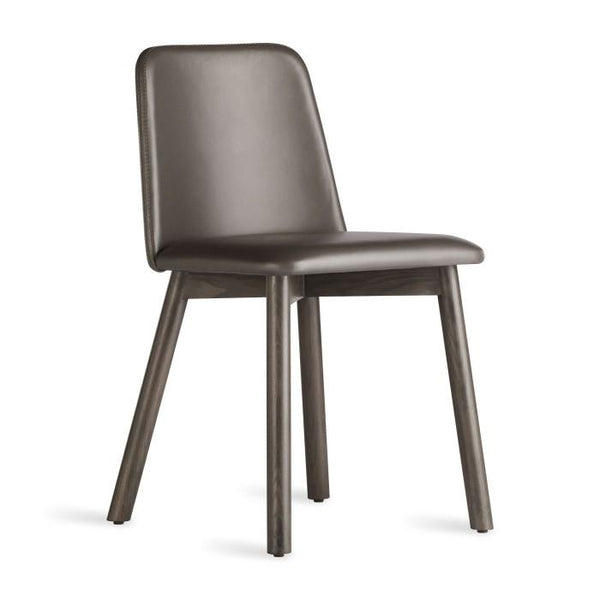 Blu Dot - Chip Dining Chair - Pewter / White Oak - Lekker Home