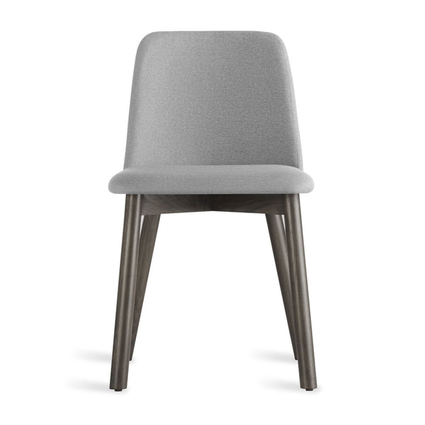 Blu Dot - Chip Dining Chair - Pewter / Smoke - Lekker Home