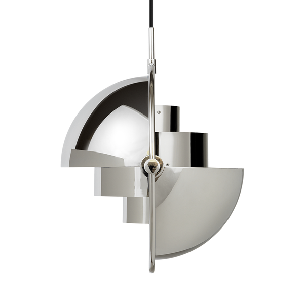 GUBI - Multi-Lite Pendant - Chrome / One Size - Lekker Home