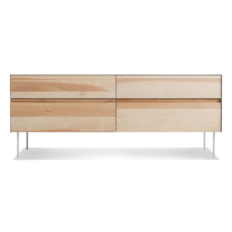 Blu Dot - Clad 4 Drawer Dresser - Lekker Home - 1