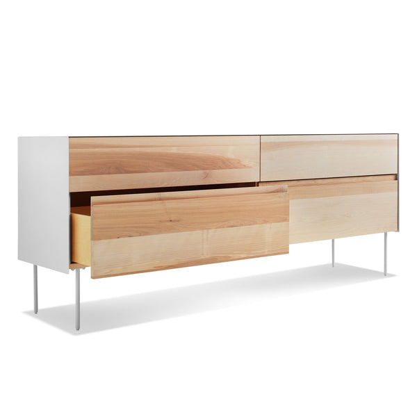 Blu Dot - Clad 4 Drawer Dresser - Lekker Home - 3