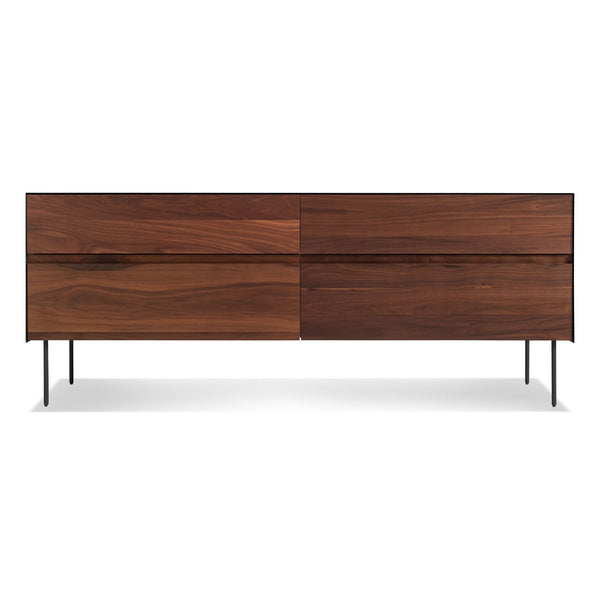 Blu Dot - Clad 4 Drawer Dresser - Lekker Home - 2