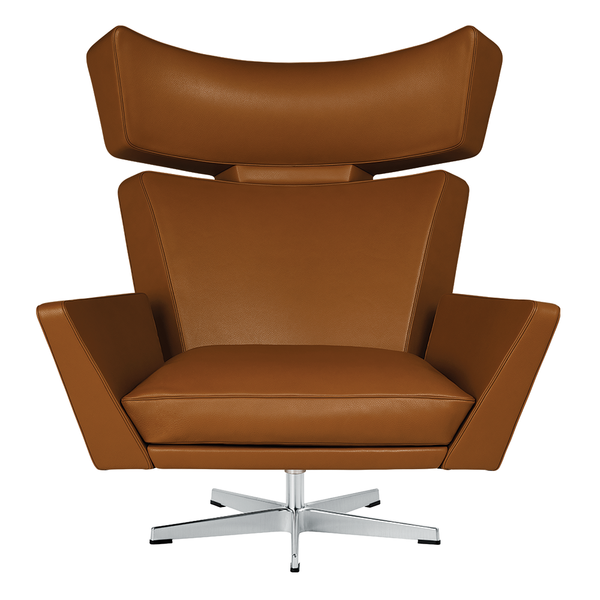 Fritz Hansen - Oksen™ Lounge Chair - Lekker Home