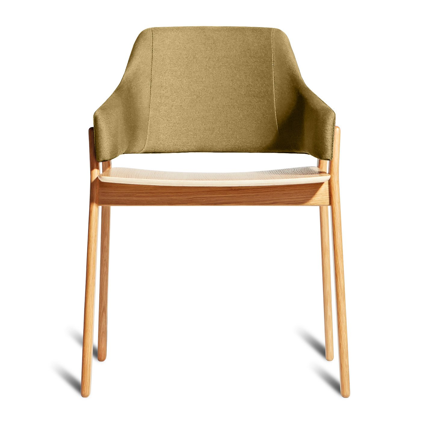 oak dining chair clutch dining chair by dot lekker home 1133