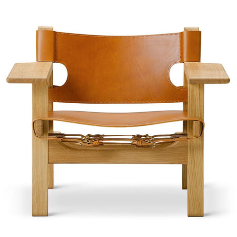 Fredericia - The Spanish Chair - Cognac / Oak Oiled - Lekker Home