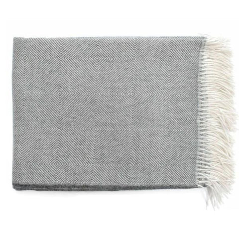 Colin Charcoal Throw
