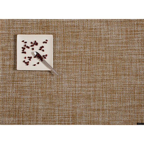 Chilewich - Boucle Placemat - Cornsilk / Rectangle - Lekker Home