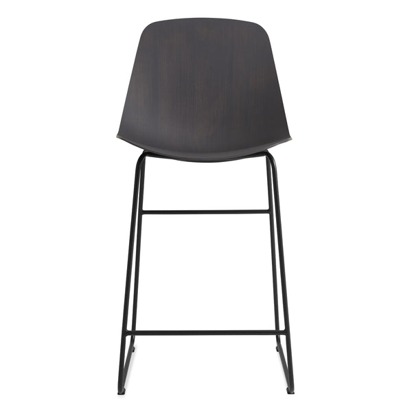 Blu Dot - Clean Cut Counter Stool with Sled Leg - Lekker Home