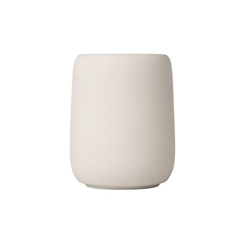 Blomus - Sono Bathroom Tumbler - Moonbeam / One Size - Lekker Home