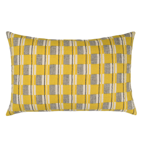 Eleanor Pritchard - Charlock Cushion - Lekker Home