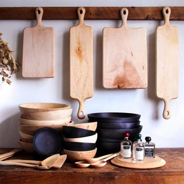 Carved Serving & Cutting Boards