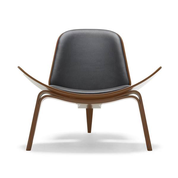 Carl Hansen - CH07 Shell Lounge Chair - Lekker Home