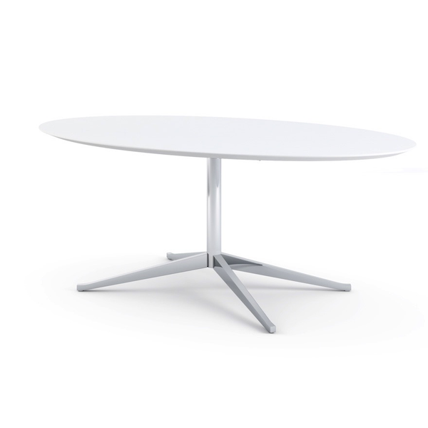 Knoll - Florence Knoll Table Desk Oval - Lekker Home - 5
