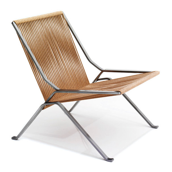 Fritz Hansen - PK25™ Lounge Chair - Lekker Home - 1
