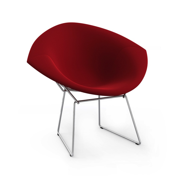 Knoll - Bertoia Diamond Chair with Full Cover - Lekker Home - 6