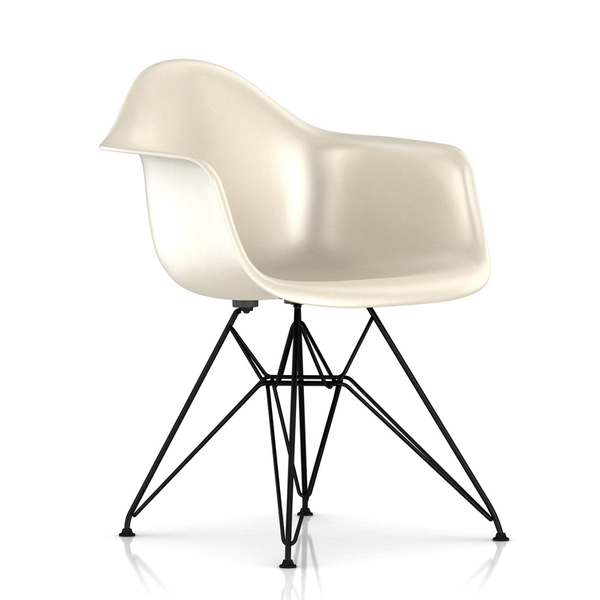 Herman Miller - Eames® Molded Fiberglass Armchair - Wire Base - Lekker Home - 18