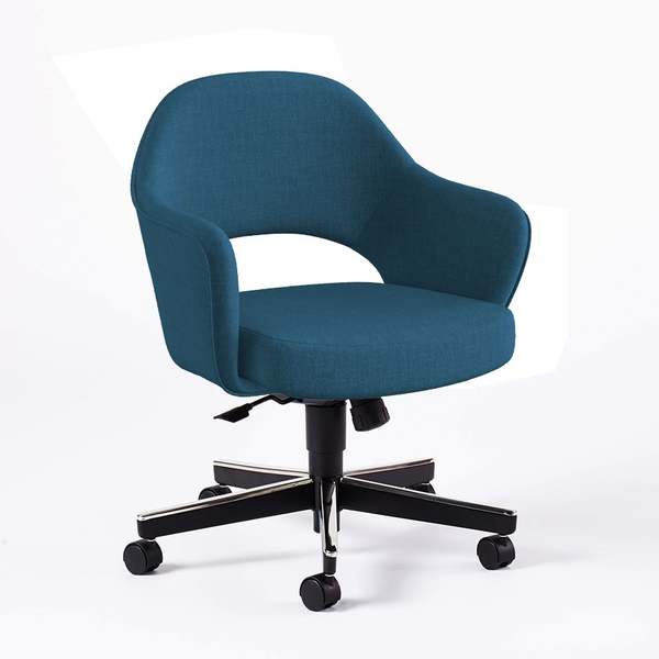 Knoll - Saarinen Executive Chair with Swivel Base - Lekker Home - 18