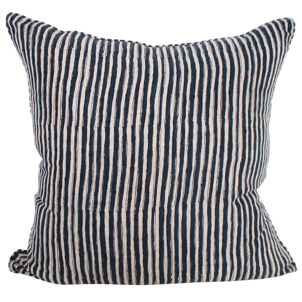 Walter G - Ticking Cushion - Lekker Home