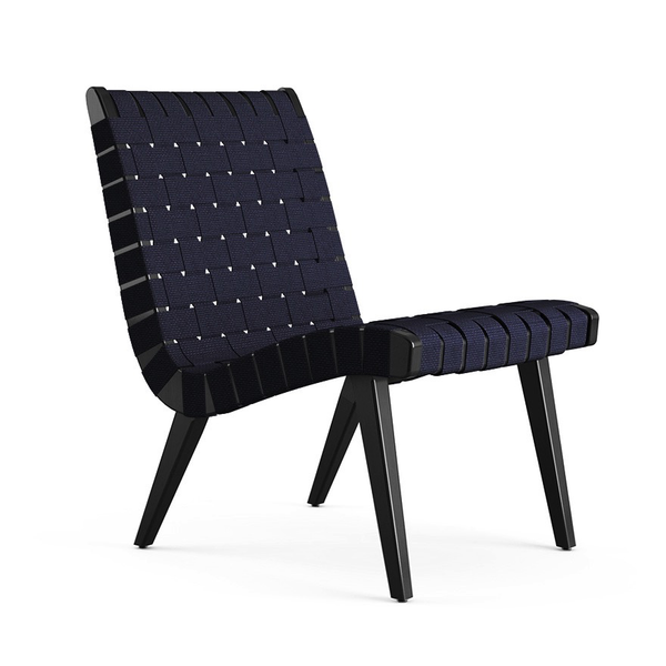 Knoll - Risom Armless Lounge Chair - Lekker Home - 20