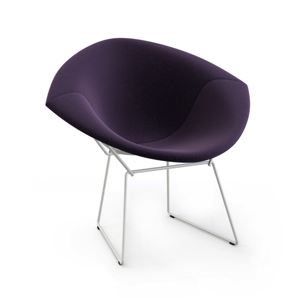 Knoll - Bertoia Diamond Chair with Full Cover - Lekker Home - 32