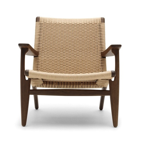 Carl Hansen - CH25 Lounge Chair - Lekker Home