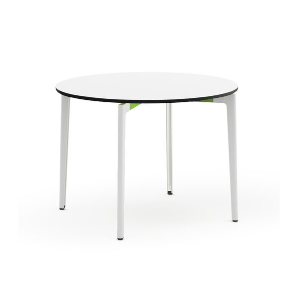 "Knoll - Stromborg Table Round 42"" - Lekker Home - 13"