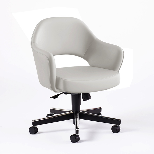 Knoll - Saarinen Executive Chair with Swivel Base - Lekker Home - 20