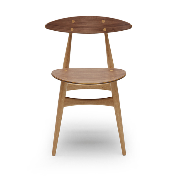 Carl Hansen - CH33 Dining Chair - Lekker Home - 1