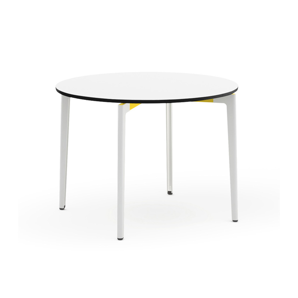 "Knoll - Stromborg Table Round 42"" - Lekker Home - 14"