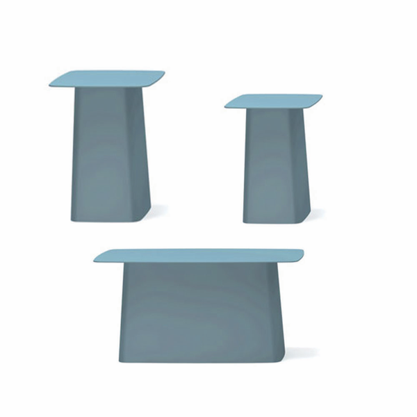 Vitra - Metal Side Table Outdoor Collection - Lekker Home - 4
