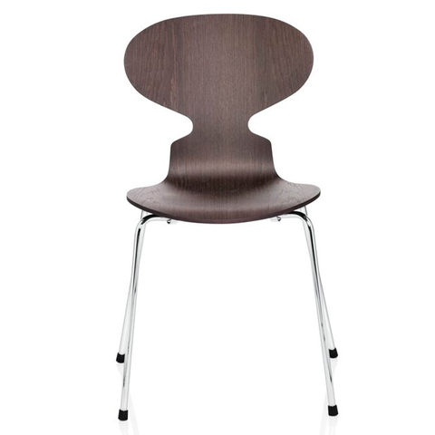 Fritz Hansen - Ant Chair 4 Legs - Wood - Lekker Home