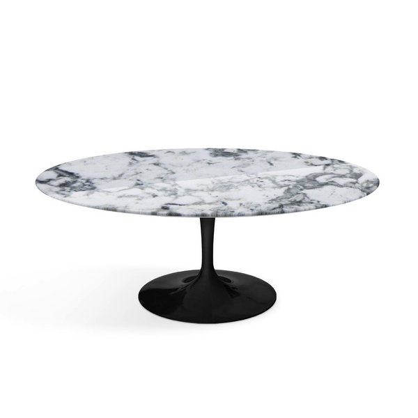 Knoll - Saarinen Coffee Table Oval - Lekker Home - 13