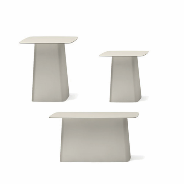 Vitra - Metal Side Table Outdoor Collection - Lekker Home - 3