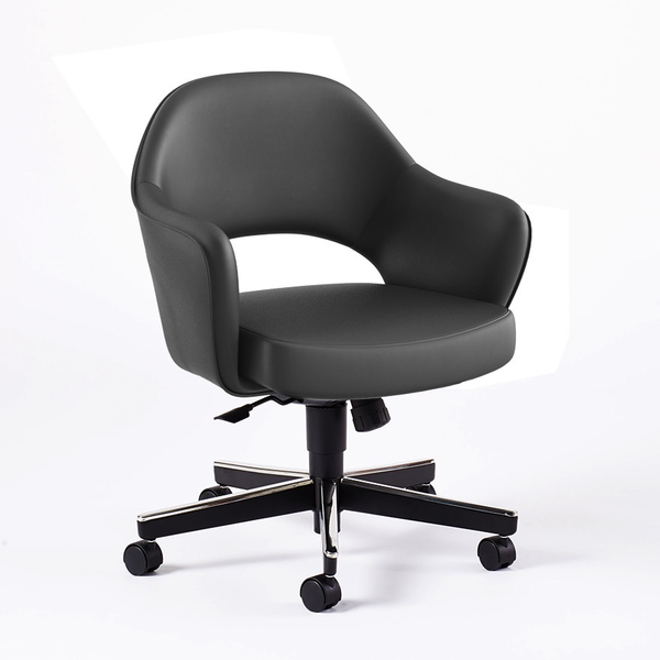 Knoll - Saarinen Executive Chair with Swivel Base - Lekker Home - 9