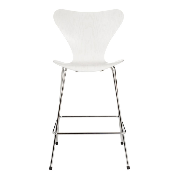Fritz Hansen - Series 7 Stool - Color - Lekker Home - 18