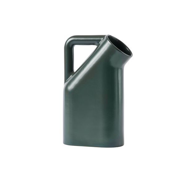 Muuto - Tub Jug - Dark Green / One Size - Lekker Home