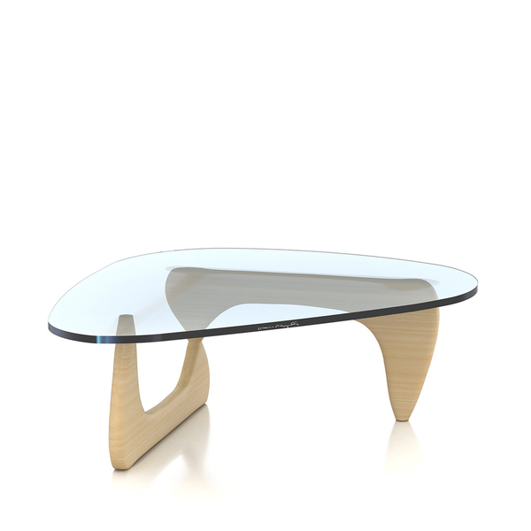 Herman Miller - Noguchi® Table - White Ash / One Size - Lekker Home