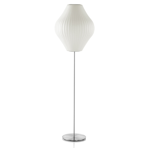 Herman Miller - Nelson™ Pear Lotus Floor Lamp - Lekker Home - 6