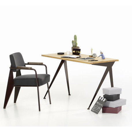Vitra - Fauteuil Direction - Lekker Home - 5