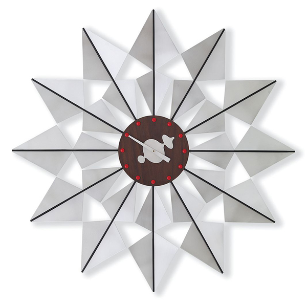 Vitra - Nelson™ Flock of Butterflies Clock - Lekker Home
