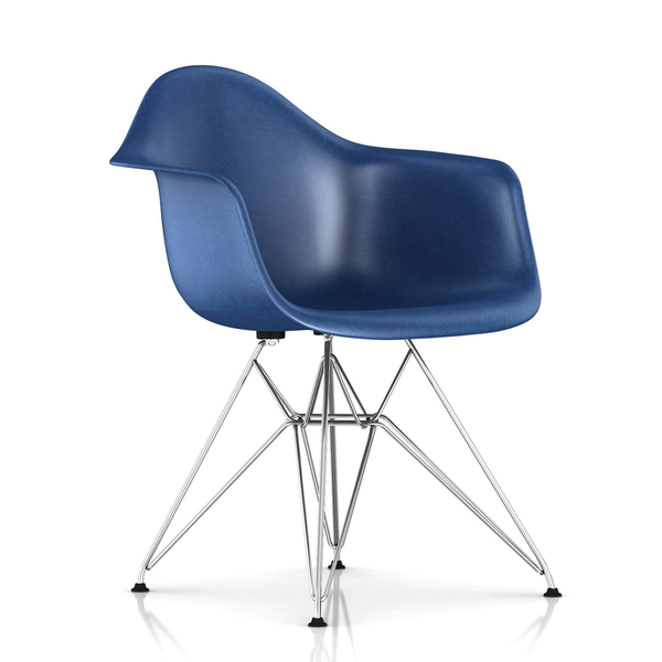 Herman Miller - Eames® Molded Fiberglass Armchair - Wire Base - Lekker Home - 11