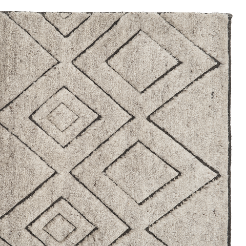 Armadillo & Co - Gazelle Berber Knot Rug - Lekker Home