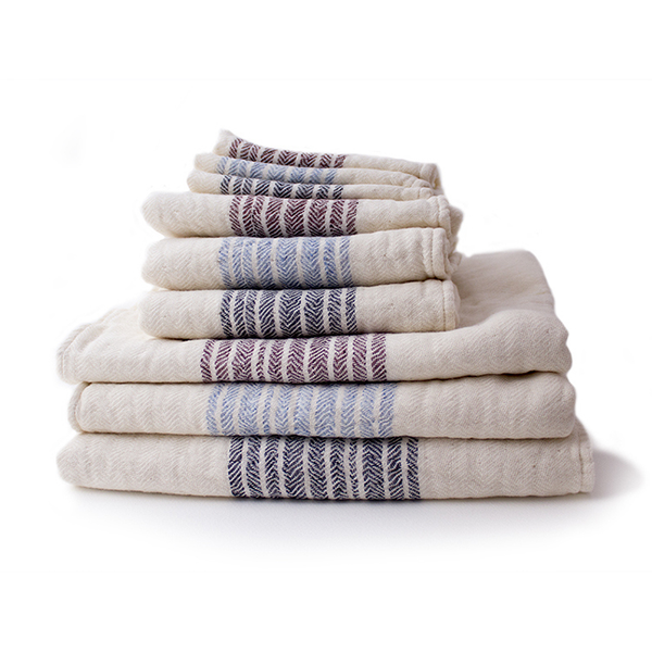 Kontex Towels - Flax Organic Towels - Lekker Home - 3