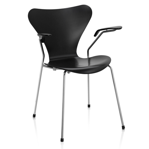 Fritz Hansen - Series 7 Arm Chair - Color - Lekker Home - 1