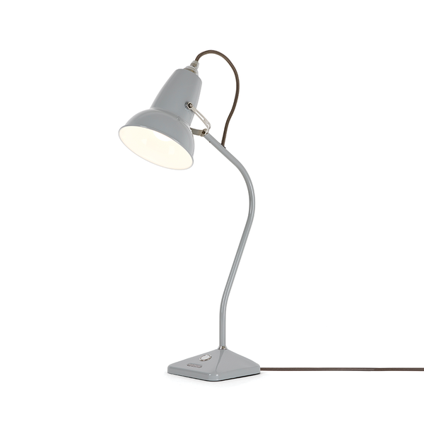 Anglepoise - Original 1227™ Mini Table Lamp - Dove Grey / One Size - Lekker Home