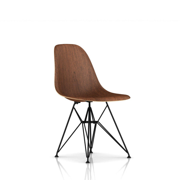Herman Miller - Eames® Molded Wood Side Chair - Wire Base - Lekker Home