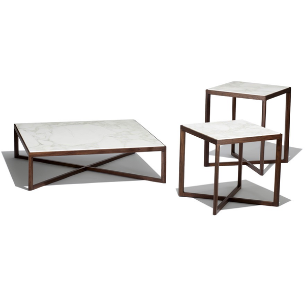 Knoll - Krusin Square Coffee Table - Lekker Home - 3