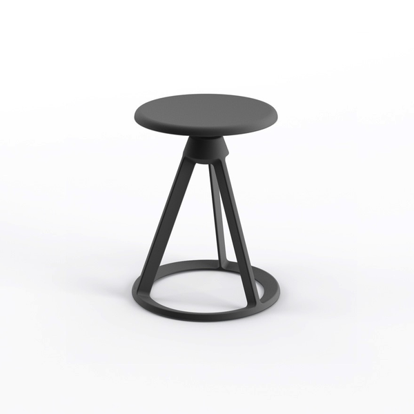 Knoll - Piton™ Fixed Height Stool Outdoor - Lekker Home - 6